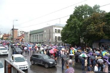 Парад випускників 2018 у Тернополі прикро вразив