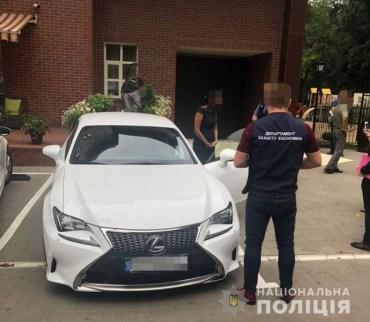 Нацполіція затримала голову Громадської ради при управлінні ДФС України у Києві за вимагання понад 2 мільйонів гривень хабара