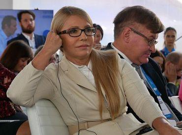 Тимошенко вигуляла у Верховній Раді лаковані італійські туфлі за 20 тисяч