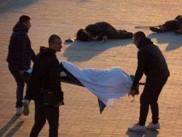 У Тернополі застрелили екскурсовода