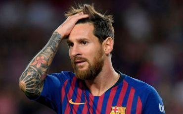 Ліонель Мессі заробляє 7 мільйонів євро за місяць