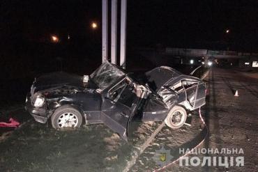 У ДТП в Тернополі загинула жінка