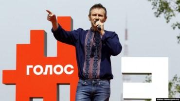 """Чиїм голосом """"заспіває"""" Вакарчук до Верховної Ради?"""