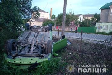 Чергова автопригода трапилася в Шумську