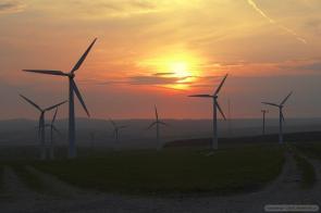St Breok windfarm