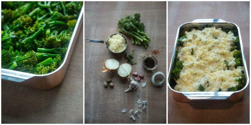 Broccoli Collage