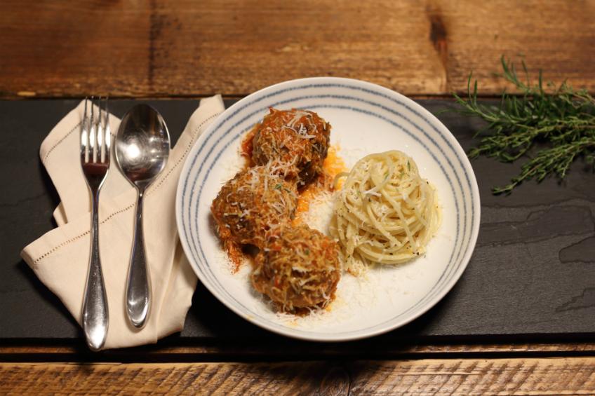 Photo of ProWare's Spaghetti and Meatballs Recipe
