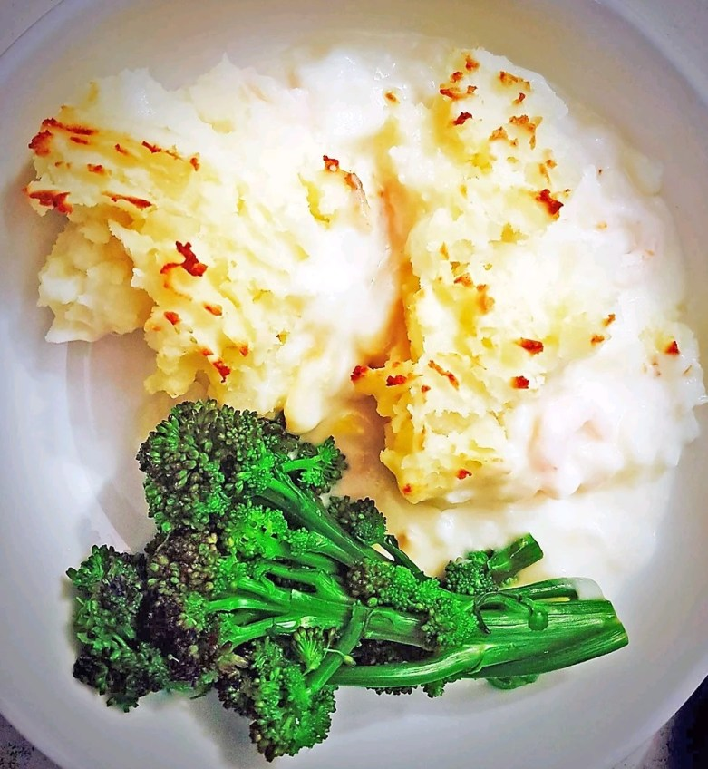 Cheesy Fish Pie by Jane Devonshire