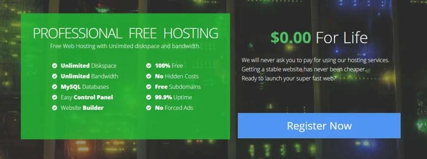 profreehost.com