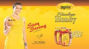 APIS India has P V Sindhu on board as its brand ambassador..