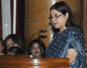 The Union Minister for Women and Child Development, Maneka Sanjay Gandhi had been striving to check unwarranted C-Sections and hazards it imposes on women health