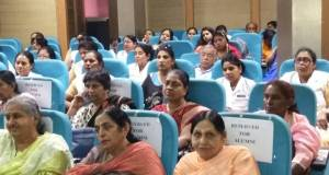 GIPMER nurses interactive meet on 18 April 2017