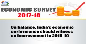 Economic Survey 2017-18 re-instates hopes to see India as the world's fastest growing major economy by 18-19.