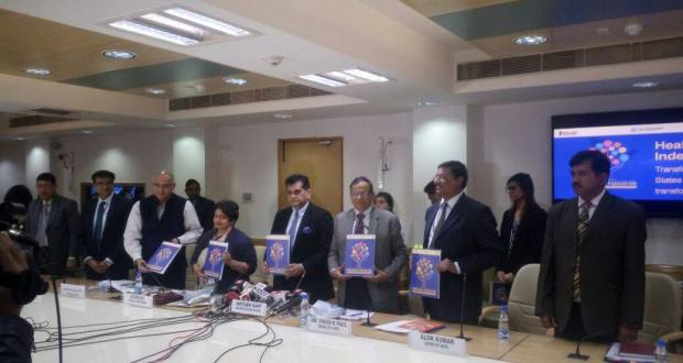 Niti Aayog's annual Health Index , a check-up for the States' health sector will encourage preventive & promotive health policies across the country in line with the National Health Mission.