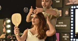 Jacqueline Fernandez, Brand Ambassador, The Body Shop