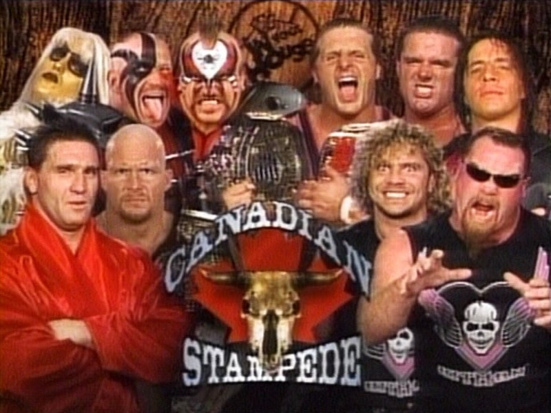 Retro Review: WWF In Your House Canadian Stampede 1997 – The Pro Wrestling  Journal