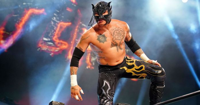 Rey Fenix Dealing With Trademark Issues Due To AAA Confusion