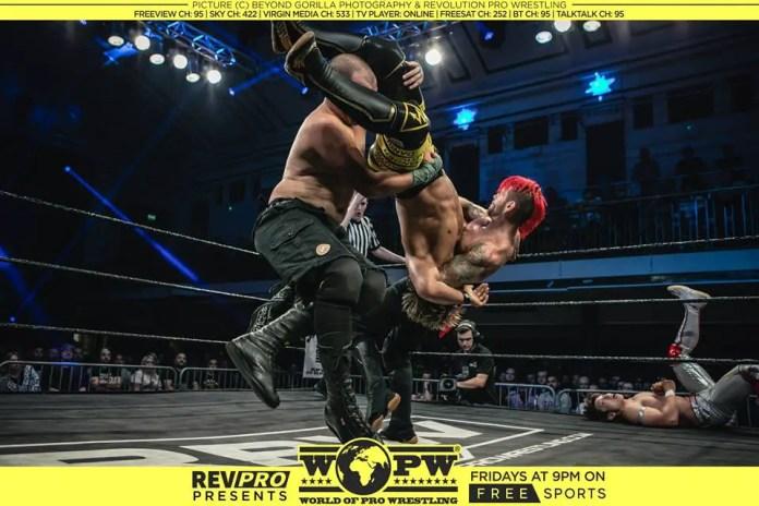 Revolution Pro Wrestling Presents World Of Pro Wrestling Episode #2