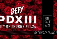 #Preview: Defy PDX III - City Of Thorns 11/24/18