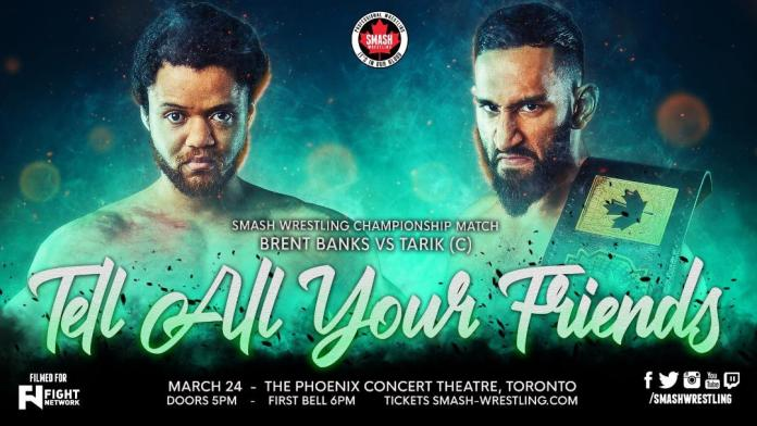 Preview: Smash Wrestling Presents Tell All Your Friends (3/24/19)