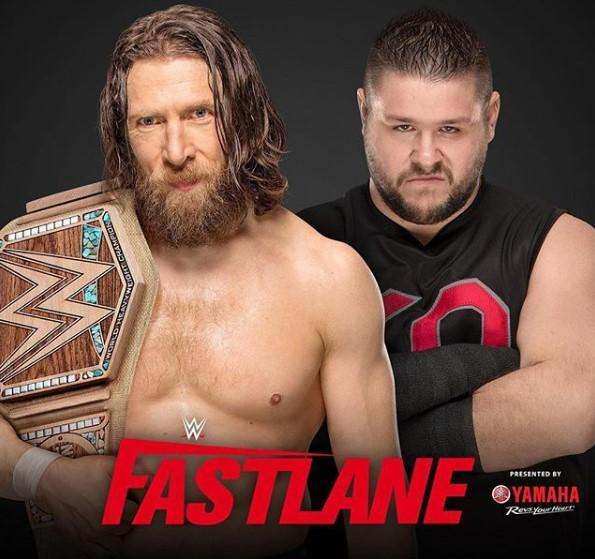 WWE Presents Fastlane