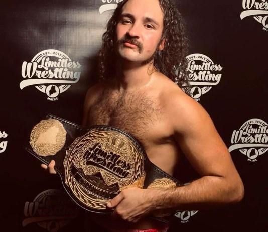 Anthony Greene Limitless Champion