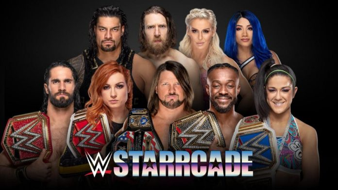 #NEWS: WWE Announce Another Starrcade Live Special