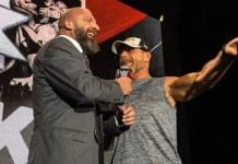 #NEWS: Shawn Michaels In Charge Of NXT UK
