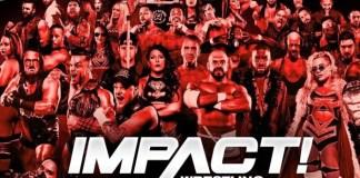 IMPACT Top 5 Wrestlers