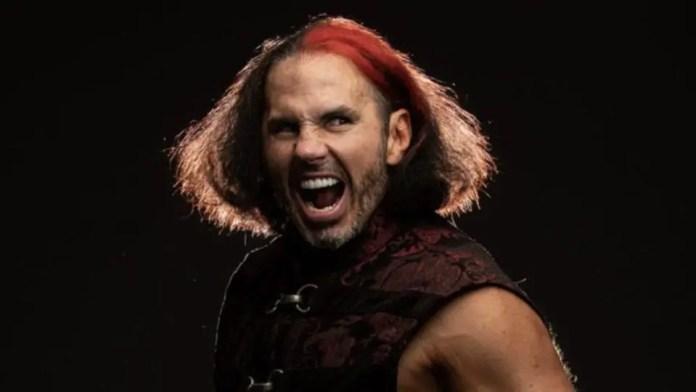 Matt Hardy Discusses AEW