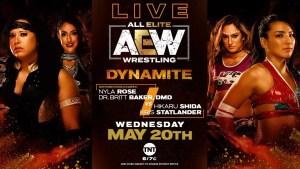 AEW Dynamite Weekly 5/21/20