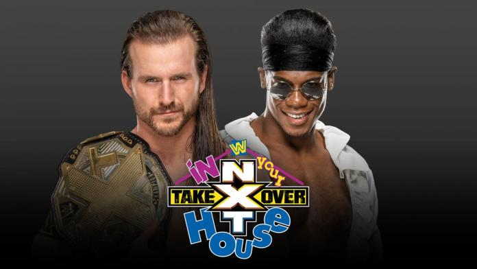 WWE NXT Presents TakeOver In Your House