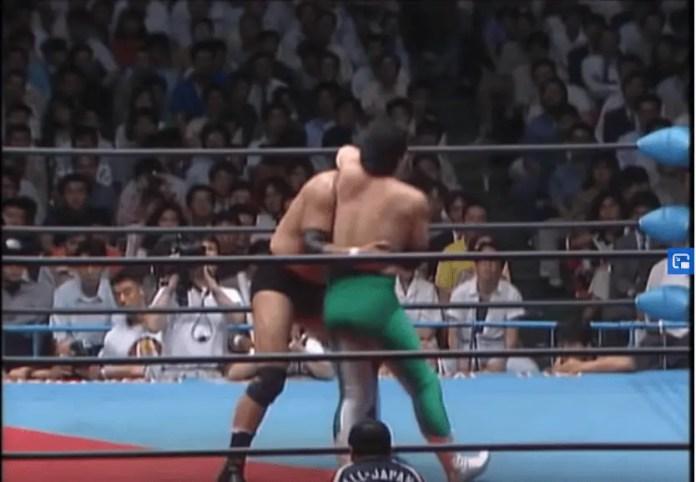 Misawa vs