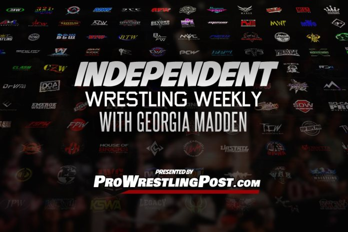 Independent Wrestling Weekly with Georgia Madden