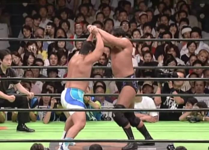 Kobashi vs Sasaki