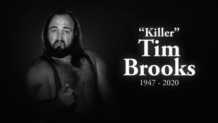 Killer Tim Brooks