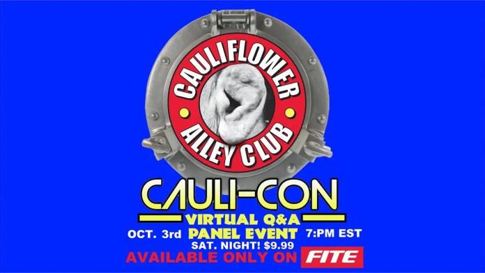 Cauliflower Alley Club Benefit