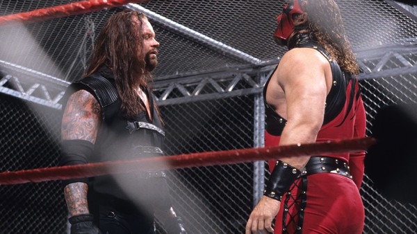 The Undertaker & Kane