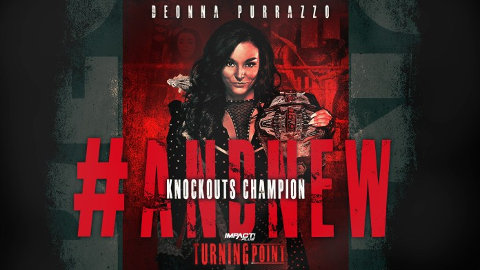 Deonna Purrazzo recaptures Knockouts Championship