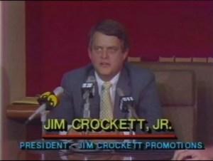 Former NWA promoter Jim Crockett Jr