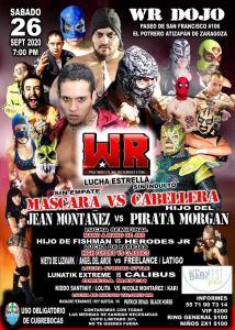 Jean Montañez vs Hijo del Pirata Morgan