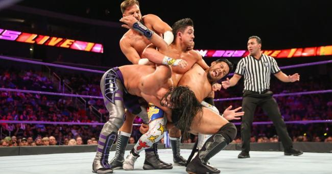 WWE 205 Live Results (7/24)
