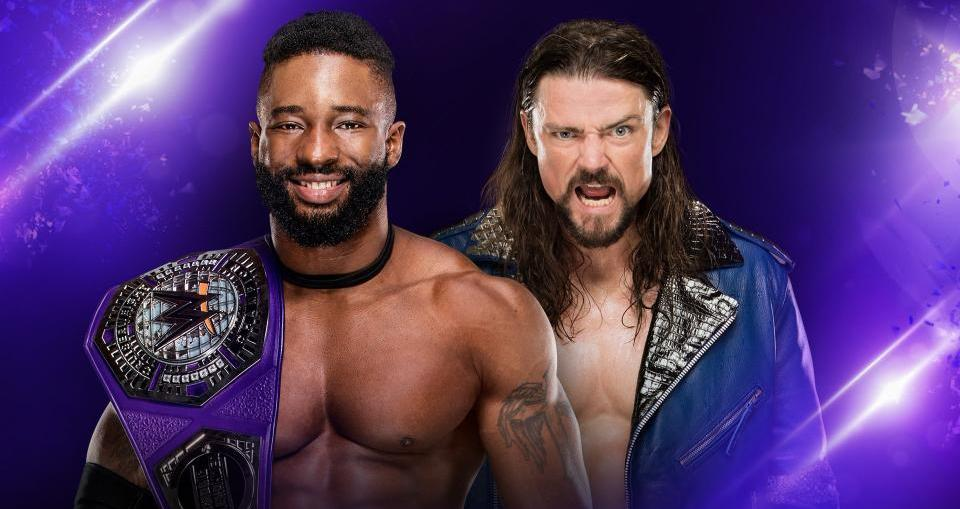 WWE 205 Live Results (7/31)