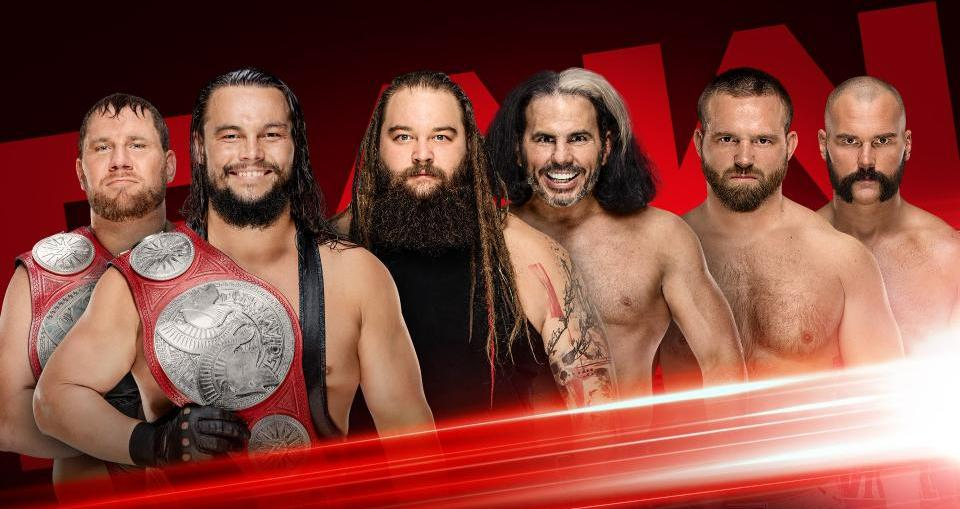 WWE Raw Results 8/13/18