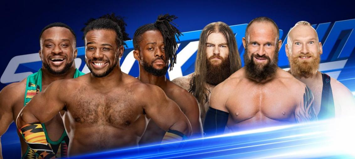 WWE SmackDown Live Results (8/14)