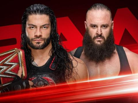WWE Raw Results (8/27)