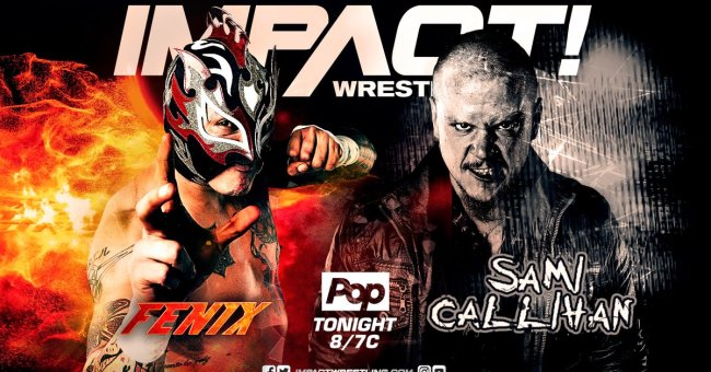 Impact Wrestling Results (8/16)