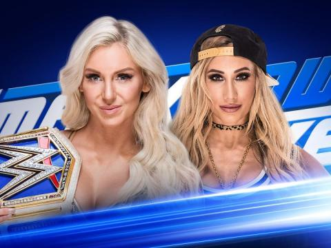 WWE SmackDown Live Results (8/28)