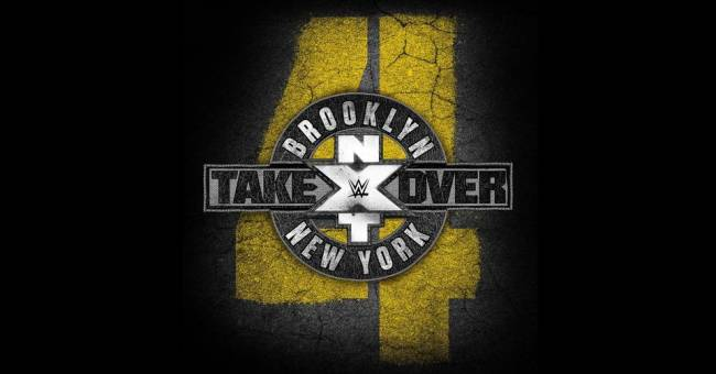 WWE NXT TakeOver Brooklyn IV Results