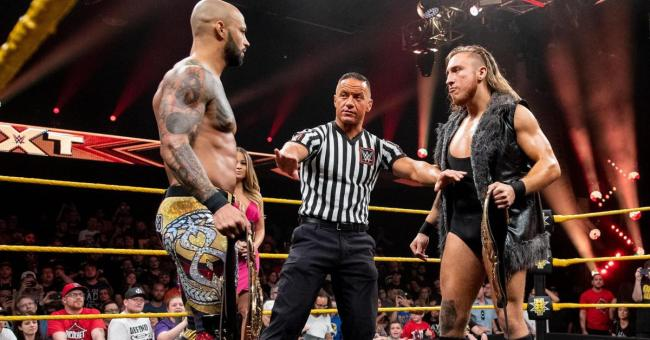 WWE NXT Results (9/19)